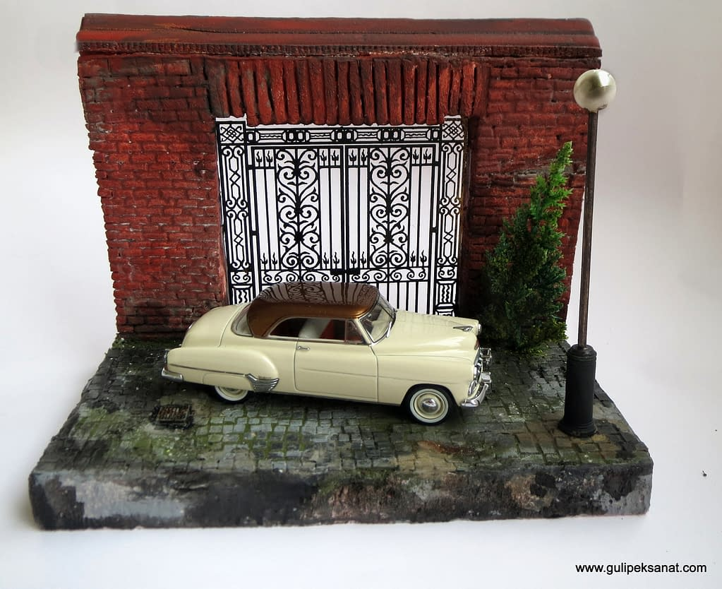 Chevrolet_coupe_diorama_handmade_garage_old (8)